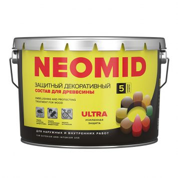 Антисептик декоративный Neomid Bio color ultra