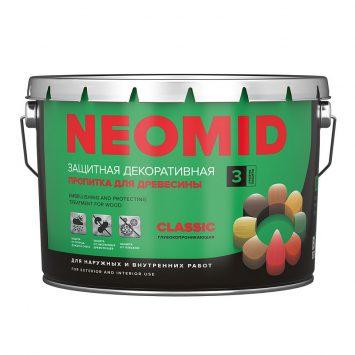 Антисептик декоративный Neomid Bio color classic