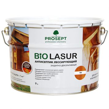 Антисептик декоративный Prosept Bio Lasur