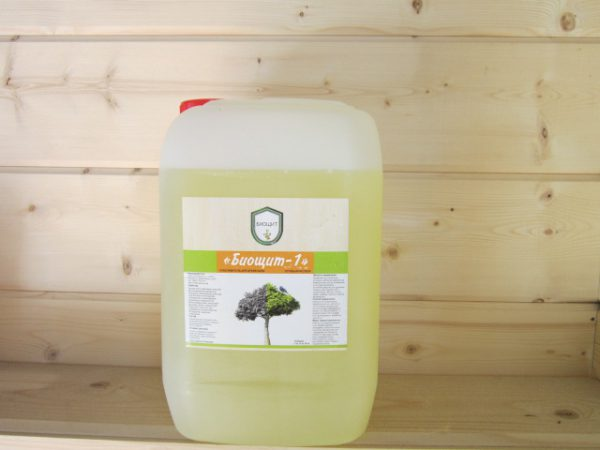 Отбеливатель древесины Биощит - 1