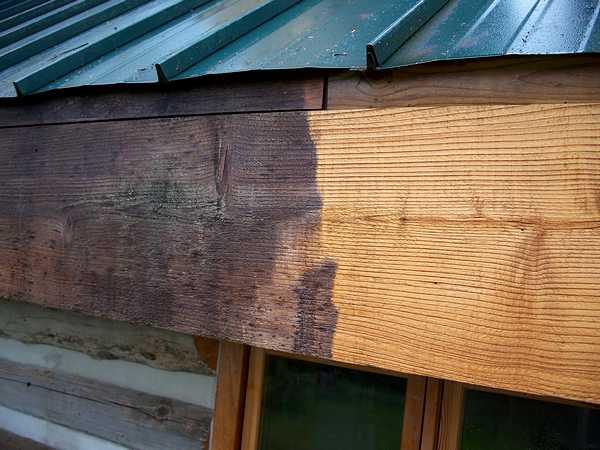 Как антисептировать древесину деревянного дома