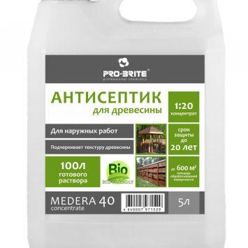 Антисептик-консервант Madera 40 Concentrate